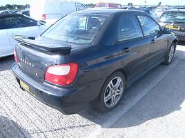 Subaru Impreza GD, 2002y.