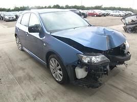 Subaru Impreza GH  Хэтчбек
