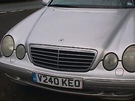 Mercedes-Benz E 320 W210 Sedanas 2002
