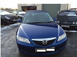 Mazda 6 I 2002 m. dalys