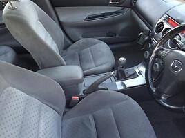 Mazda 6 I 2002 г. запчясти
