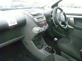 Toyota Aygo I 2011 m dalys