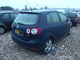 Volkswagen Golf Plus, 2008m.