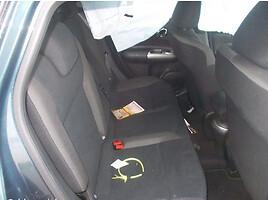Nissan Juke 2012 y. parts