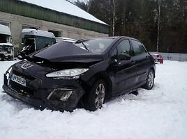 Peugeot 308 2011 m. dalys