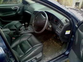 Volvo S60 I 2003 m dalys