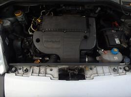 Fiat Fiorino 2011 m. dalys