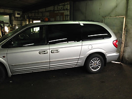 Chrysler Voyager III 2003 y. parts