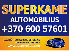 Automobilių supirkimas visoje Lietuvoje 860057601