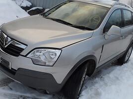 Opel Antara 2008 m. dalys