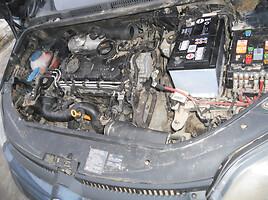 Volkswagen Golf Plus 2007 m. dalys
