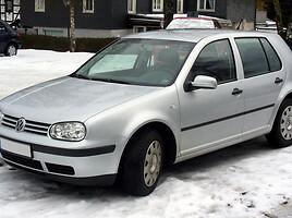 Volkswagen Golf IV 2000 m. dalys