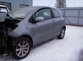 Toyota Yaris II 2006 m. dalys