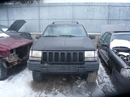jeep grand cherokee i Visureigis 1996