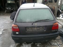 Volkswagen Golf III 1.4 44 kw 1993 г. запчясти