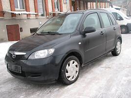 Mazda 2 I 2004 m. dalys