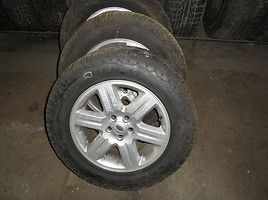 Land Rover  Light alloy R17