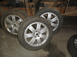 Land Rover  Light alloy R19