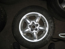 Land Rover  Light alloy R16