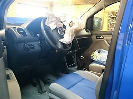 Volkswagen Caddy III Life (5-vietų)1,9TDI, 2005m.