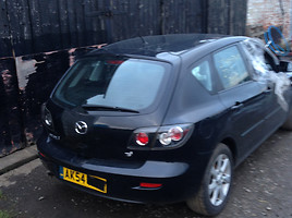 Mazda 3 I engine Z6 Hatchback