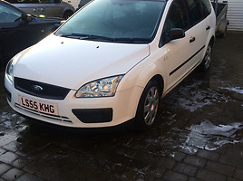ford focus mk2 engine G8DB Universalas 2005