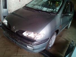 Renault Scenic I 1998 m dalys