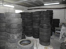 Restauruotos R14 universal  tyres passanger car