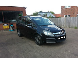 Opel Zafira B 2006 y. parts