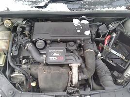 Ford Fiesta MK6 2005 y. parts