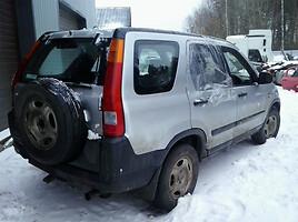 Honda CR-V II, 2004y.