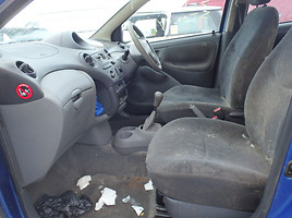 Toyota Yaris I, 2002m.