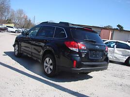 Subaru Outback IV 2011 y. parts