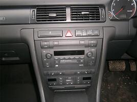 Audi A6 Allroad C5 2002 m. dalys
