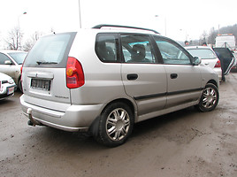 Mitsubishi Space Star   Минивэн