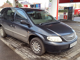 Chrysler Voyager III 2002 y. parts