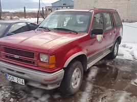 Ford Explorer 1995 y. parts
