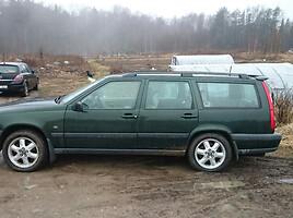 Volvo Xc 70 AWD TURBO 1999 m. dalys