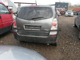 Toyota Corolla Verso 2006 m. dalys