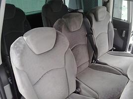 Peugeot 807 2004 m. dalys
