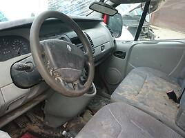 Renault Trafic 1,9dci / 60kw 2003 m. dalys