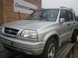 Suzuki Grand Vitara I 2,5 V6 Visureigis