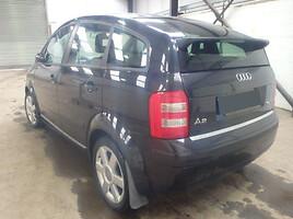 Audi A2 2003 m. dalys