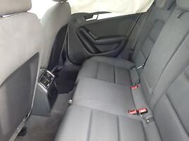 Audi A4 B8 2010 m. dalys