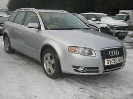 Audi A4 B7, 2006m.