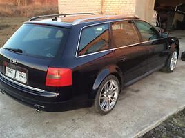 Audi S6 C5  Wagon