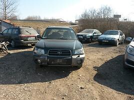 Subaru Forester II 2004 m. dalys
