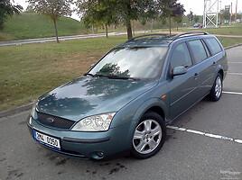 Ford Mondeo Mk3  Universalas