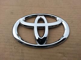 Toyota Iq 2010 m. dalys