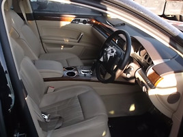 Volkswagen Phaeton 2011 m. dalys